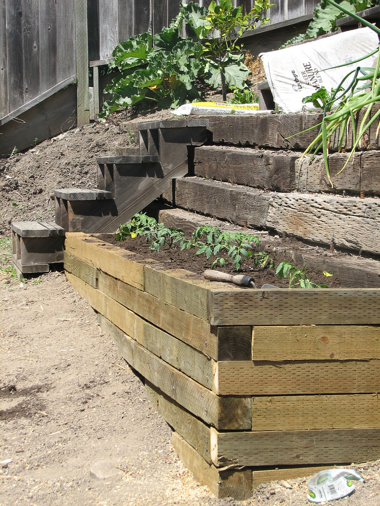 garden beds for the yard