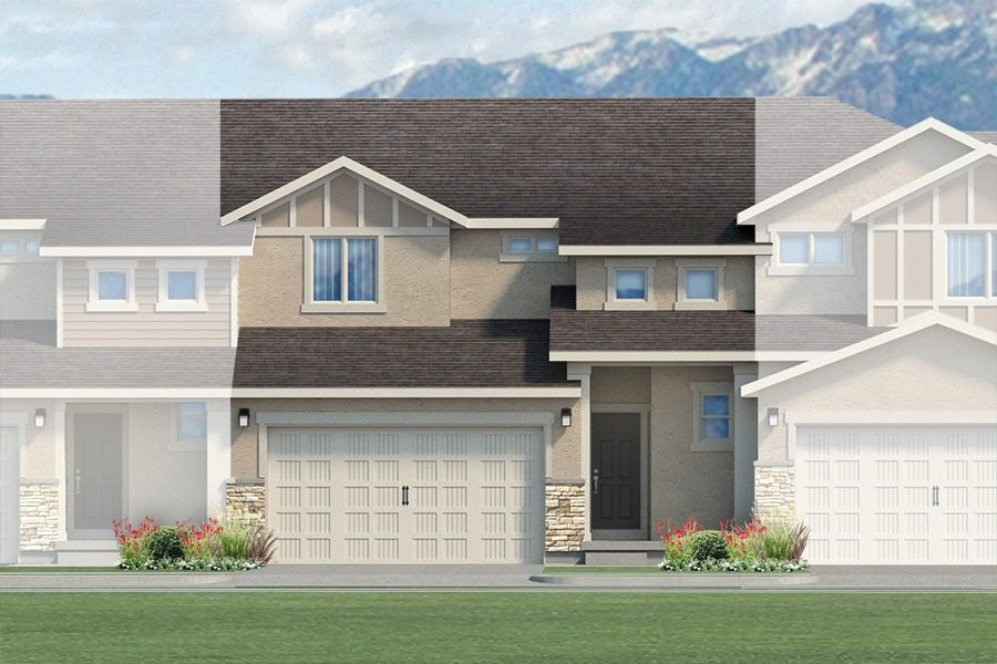 Del Rio Utah Floorplan Build Your Own Home With Mcarthur Homes