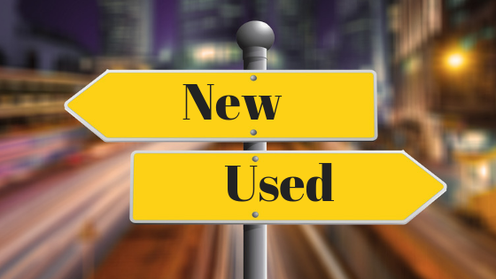 New vs Used