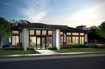 Rockwell Ranch Clubhouse from McArthur Homes.